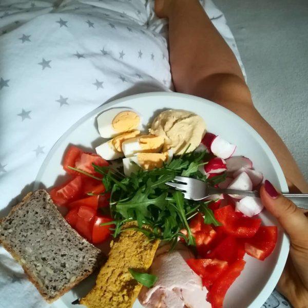 niadanie do ka Takie rarytasy tylko w weekend breakfast breakfasttimehellip